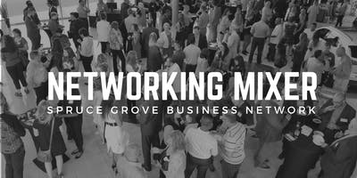 Networking Mixer - Spruce Grove