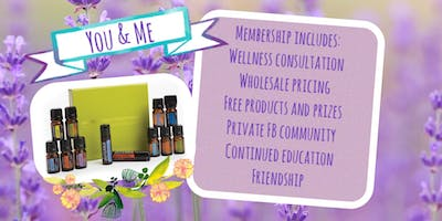 Happy Hour with Essential Oils! (Online Class)