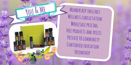 Happy Hour with Essential Oils! (Online Class) tickets