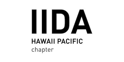 IIDA Hawaii - Design Excellence Awards Sponsorships