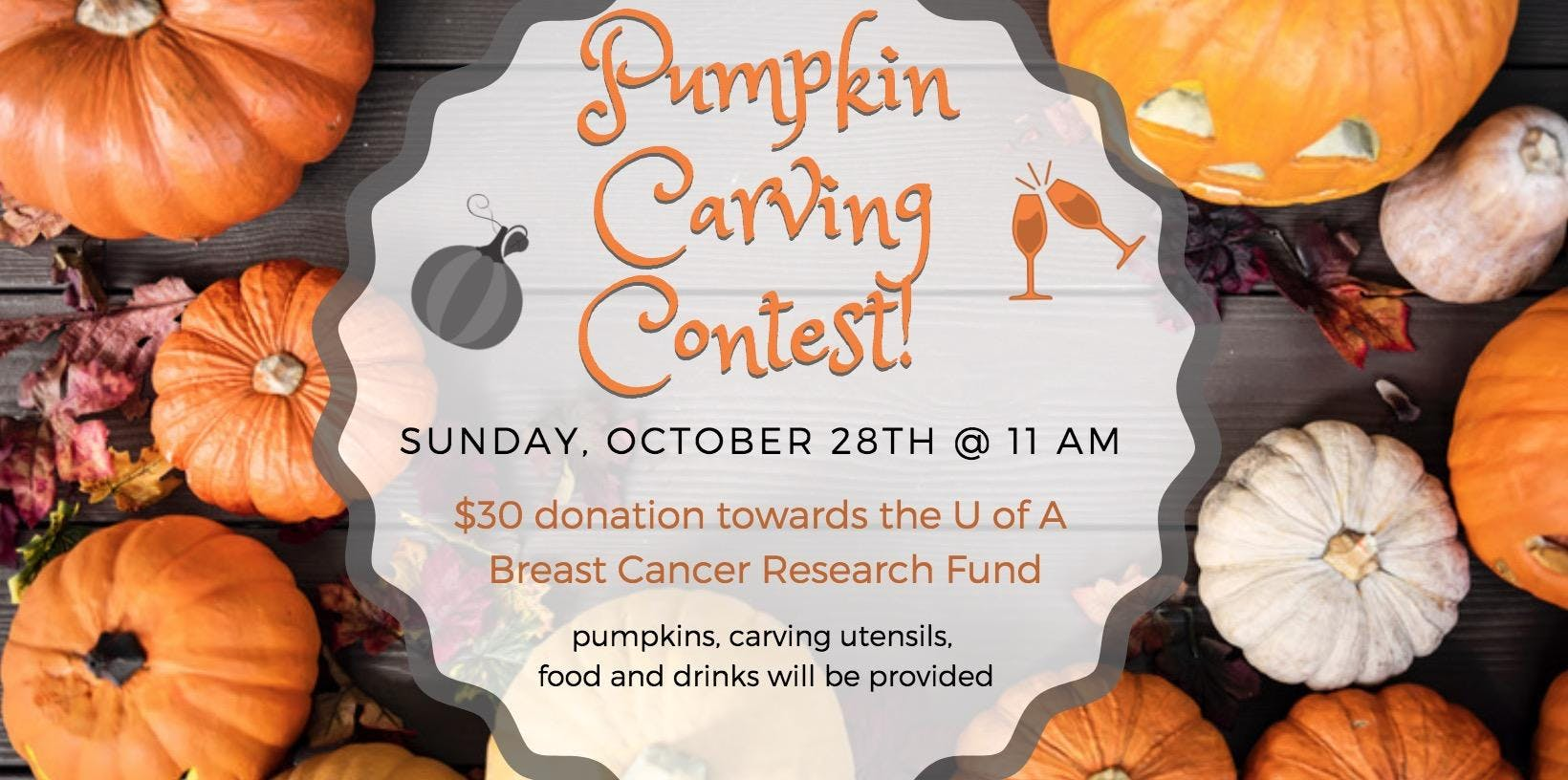 Scottsdale Jabz Pumpkin Carving Contest!