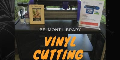 Vinyl Cutting Mondays