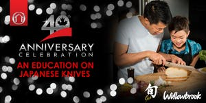 40th Anniversary Events - An Education on Japanese...