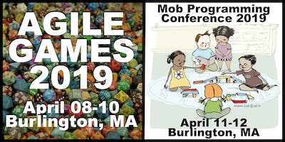 Agile Games and Mob Programming 2019 Conferences