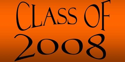 G.L.T.S. Class of 2008 10th Year Reunion