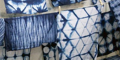 Arashi & Nui Shibori Dyeing Workshop - Lansing - November