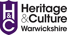 Heritage and Culture Warwickshire logo