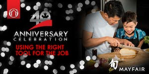 40th Anniversary Events - The Right Knife With Chef...