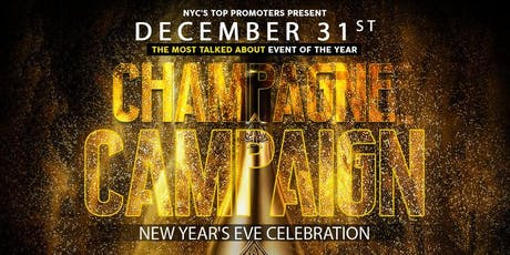CHAMPAGNE CAMPAIGN NO COVER BEFORE 11PM .. #GQEVENT  tickets