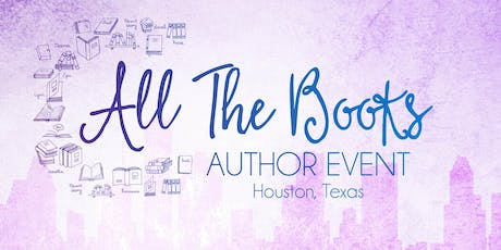 All The Books Author Event - 2019 tickets