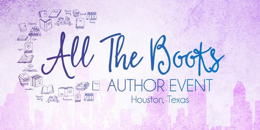 All The Books Author Event - 2019