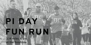 "Pi Day ""Pi K"" Fun Run/Walk 2019  (Better than a 5K!)"