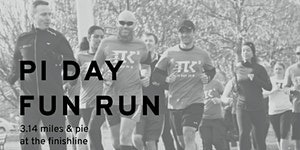 "Pi Day ""Pi K"" Fun Run/Walk 2019  (Better than a 5K!)"