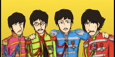 SGT PEPPER'S – With Strings Attached!