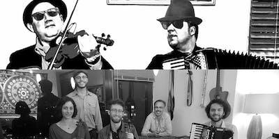Duo Moldova & Mahala: Moldavian & Romanian Lautari Music (TWO SHOWS)