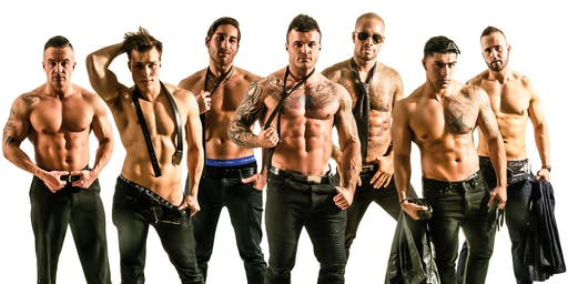 Bad Boys Live Male Revue