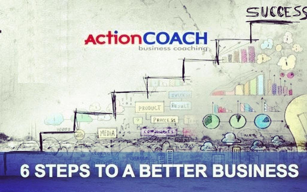 6 Steps to a Better Business - Increase Sales