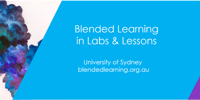 Fourth Annual Blended Learning in Labs and Lessons Symposium