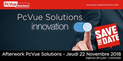 AfterWork PcVue Solutions Lyon