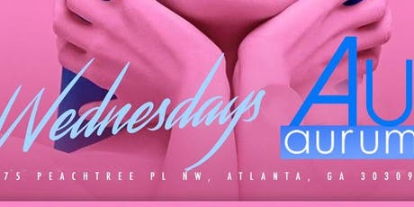 Secret Society Wednesdays this Wednesday @ Aurum  tickets