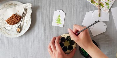 Watercolour for Beginners - Christmas Workshop