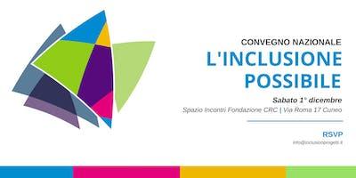 Convegno nazionale: l'inclusione possibile