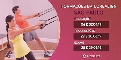 Formação em CoreAlign - Physio Pilates Balanced Body - São Paulo