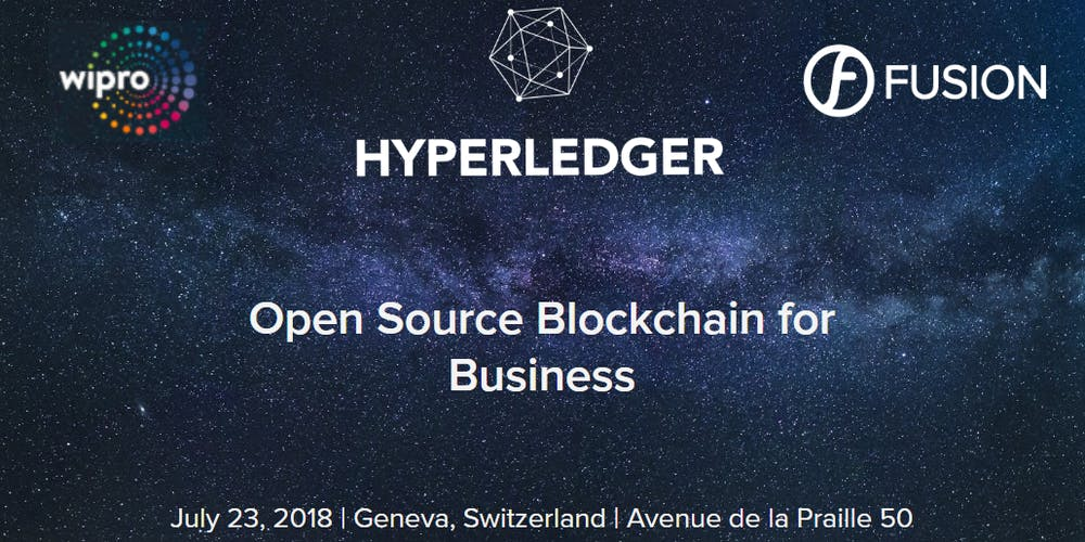 Hyperledger Geneva Episode 2