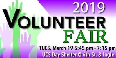 UCS Volunteer Fair 2019