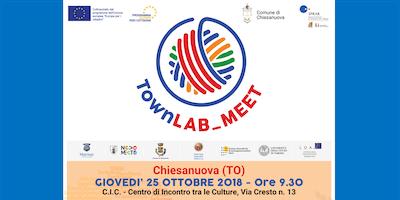 Townlab_MEET|Seminario internazionale|Workshop di progettazione partecipata