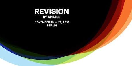 Revision Summit 2018 tickets