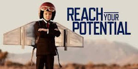 Reaching Your Potential - Workshop tickets