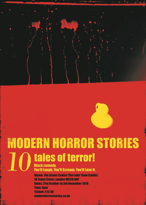 Halloween 1 November.Modern Horror Stories Halloween Specials 1 Nov 2018