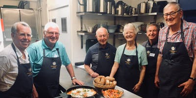 Cooking for a Healthy Heart, Tuesdays 19 March - 16 April 2019