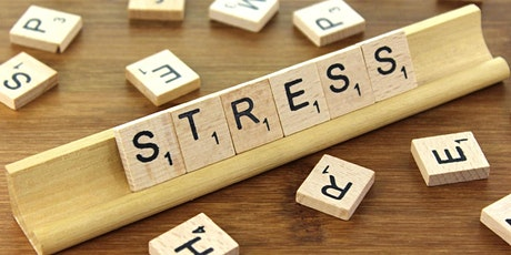 Coping With Stress - 1-1 Telephone Based Workshop tickets