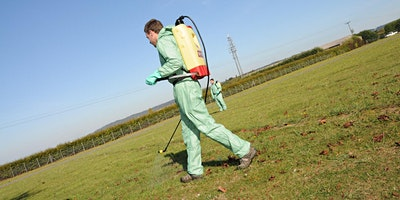 Pesticides Application  (PA1) / (PA6a) and Sprayin
