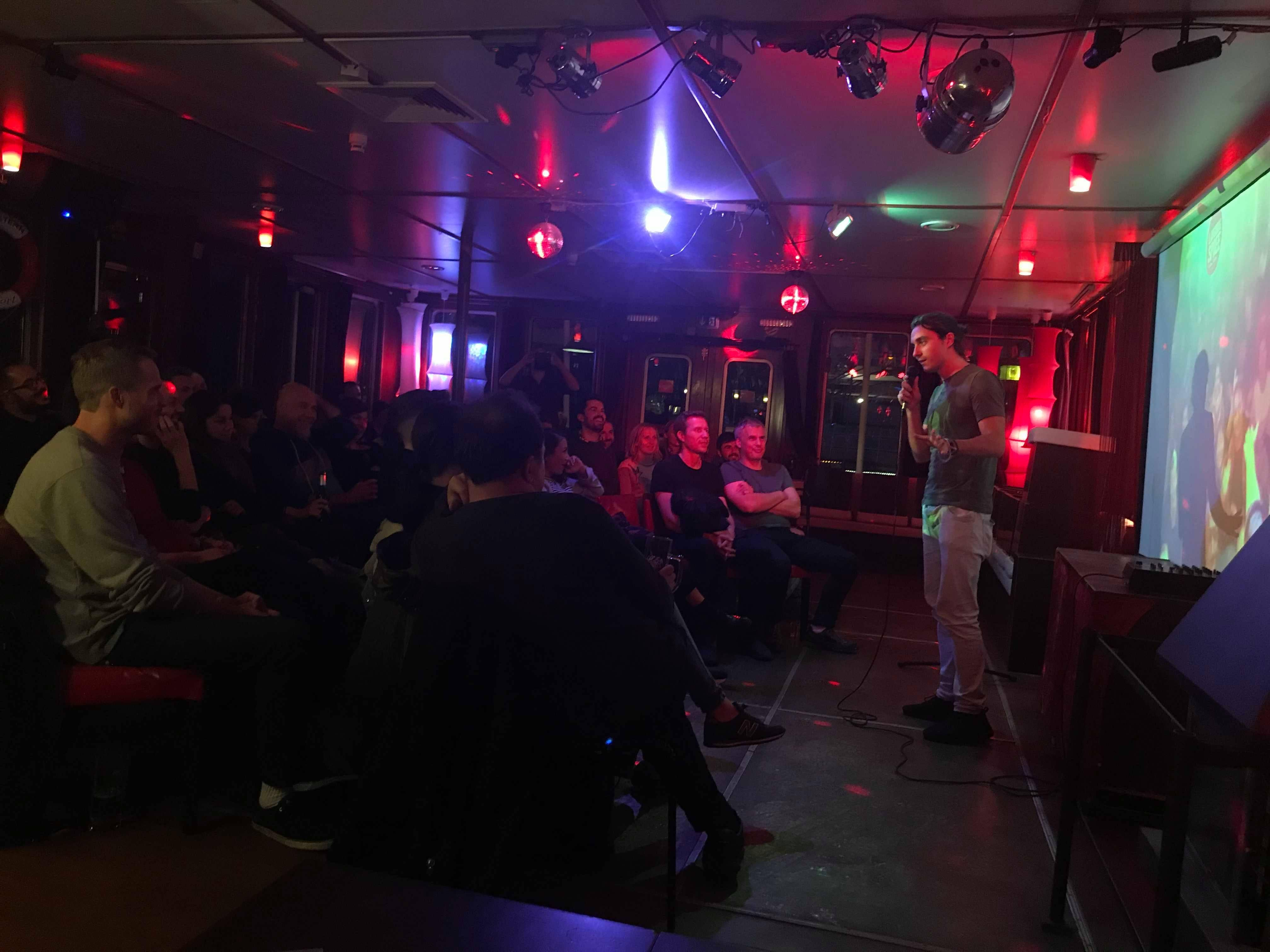 Standup Fans Berlin - Joke Writing and General Chilling
