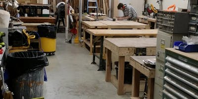 Woodshop Series-Skill Development I: Rough to Smooth Workshop