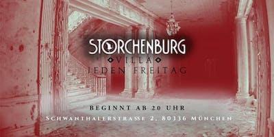 Techno Villa Storchenburg - nächster Termin 28.12