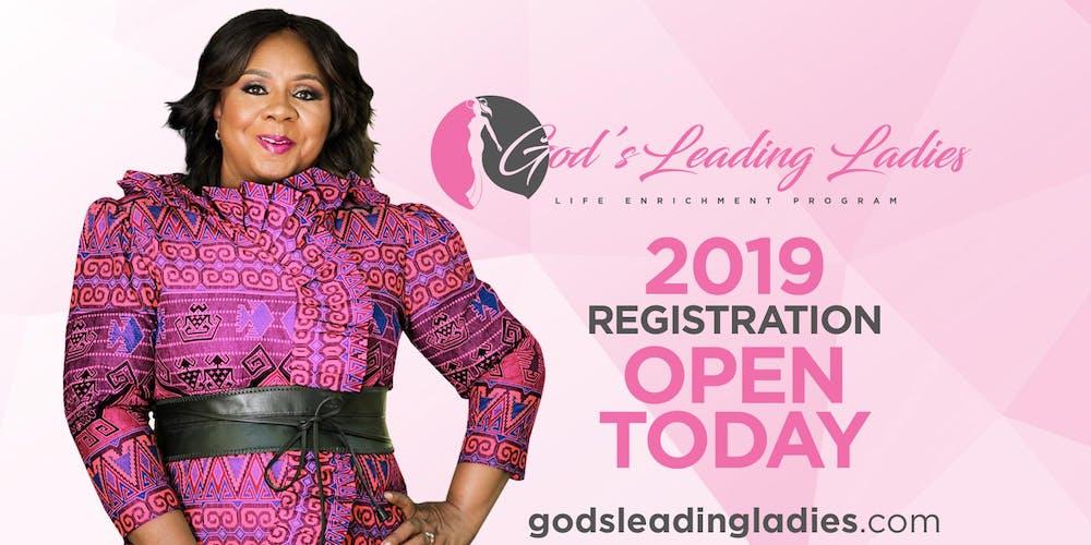 God's Leading Ladies Life Enrichment Program Fall 2019