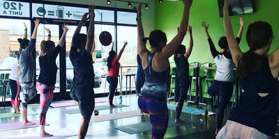 Bend & Brew Morning Yoga!