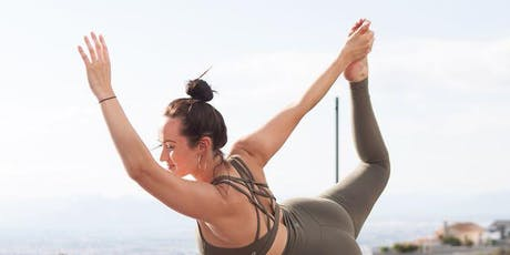 Weekly Yoga Classes with Sarah Malcolm in our De Montfort Suite  tickets