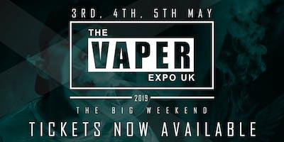 The Vaper Expo - May 2019