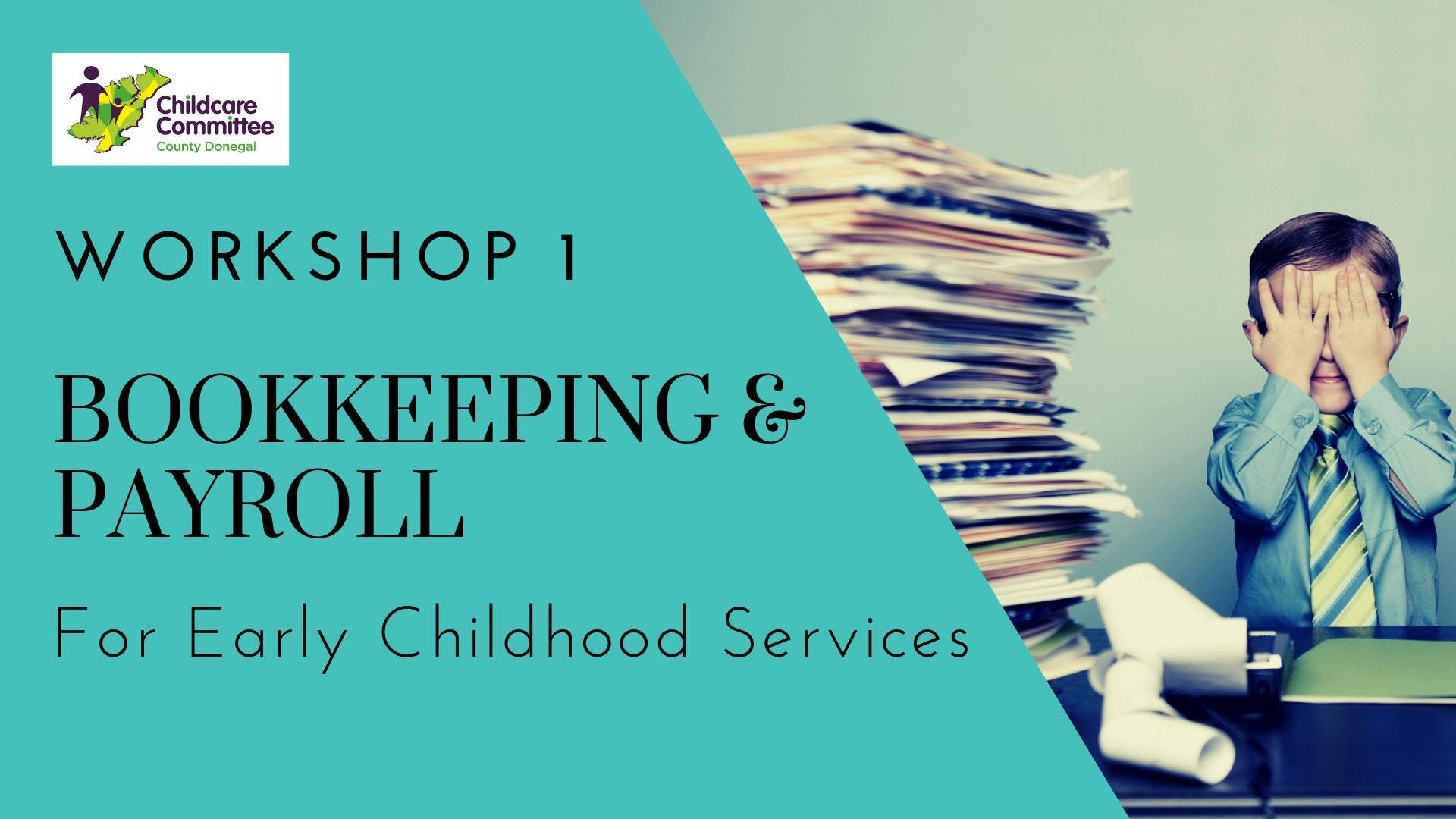 Bookkeeping and Payroll Workshop for Early Childhood Services