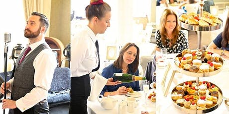 Swing Afternoon Tea at 30 James Street Hotel tickets