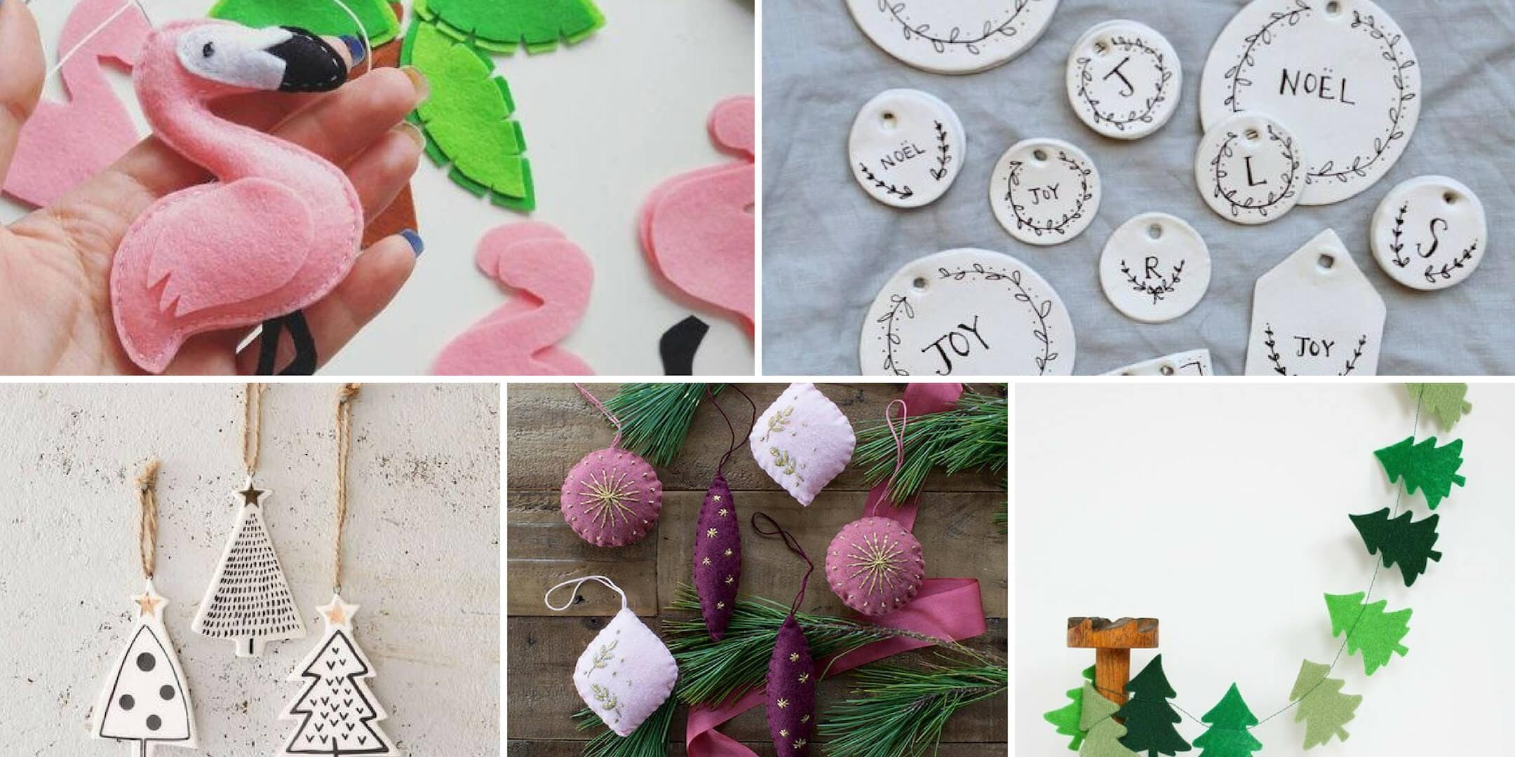 make your own christmas decorations with byob - How To Make Your Own Christmas Decorations