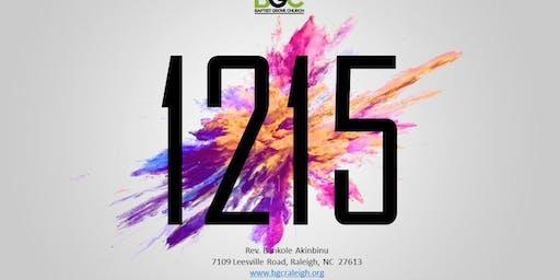 Worship 1215 (every Sundays)