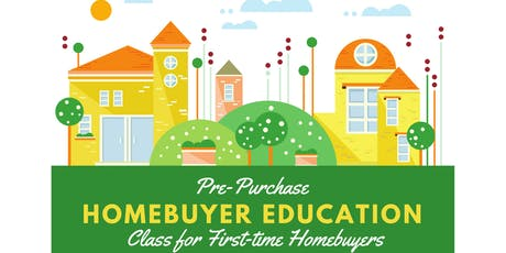 Homebuyer Education Class tickets