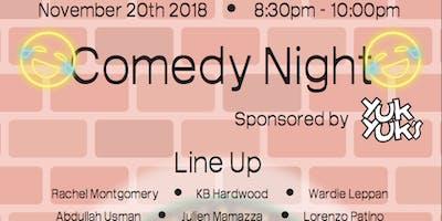 Ticket Defence Program Comedy Night