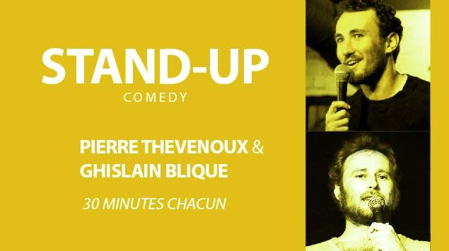 Pierre Thévenoux / Ghislain Blique - Double d